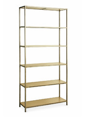and bookshelf brown find homelegance wood bookcase metal savings best shop the on