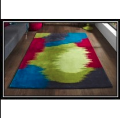 Colourful Rug At Rs 1200 Piece