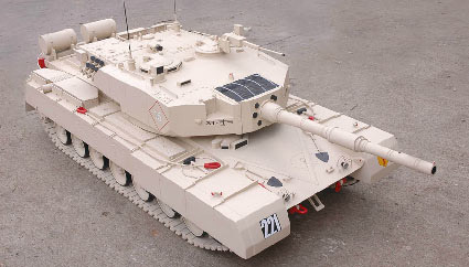 Defence Models - MBT Arjun Tank Models Manufacturer from