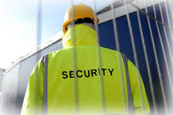 Industrial Security Guard
