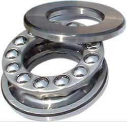 Stainless Steel Thrust Ball Bearings, For Automobile Industry, Weight: 850 Grams
