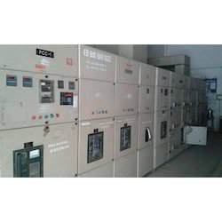 Three Phase Medium Voltage Panel, IP Rating: IP44, for Motor Control