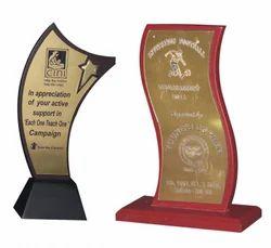 Wooden Trophy In Hyderabad