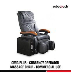Currency Vending Massage Chair