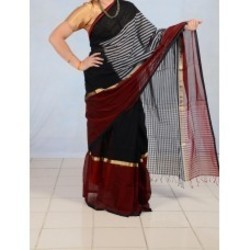 Maheshwari Fancy Saree