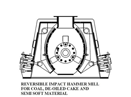Reversible Hammer Mill View Specifications Details Of Hammer