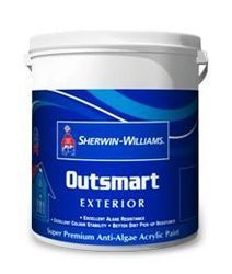 OutSmart Anti Algae Acrylic Paint - Sherwin Williams Paints
