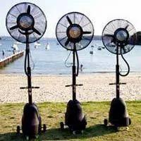 mist fan view u0026 details of mist fans by indus electrical industries ambala id - Outdoor Misting Fan