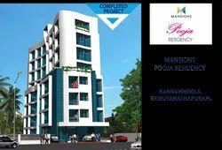 Mansions Pooja Residency Flat