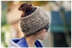 Winter Knitting Cap