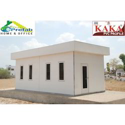 Prefabricated Houses and Structures