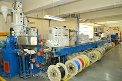 Electric PVC Cable Making Machine