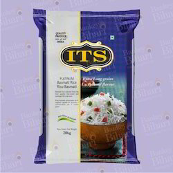 BOPP Laminated Rice Packaging Bag