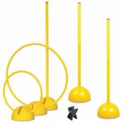 Plastic Yellow Multi Purpose Base, For Sports