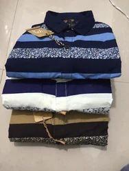 Mens Short Shirts
