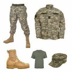 Military Dress Uniforms in Delhi, मिलिट्री ड्रेस यूनिफार्म ...