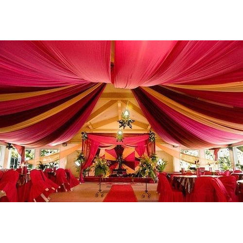 Wedding Tent Cloth