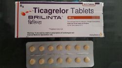 Ticagrelor Tablets 90 Mg