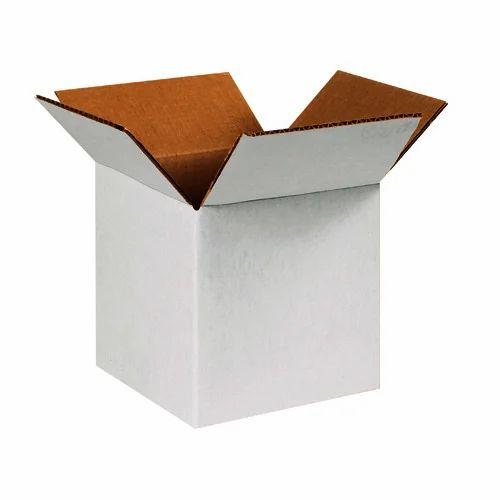 Apparel Duplex Corrugated Boxes