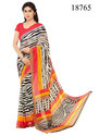 Fancy Casual Georgette Saree