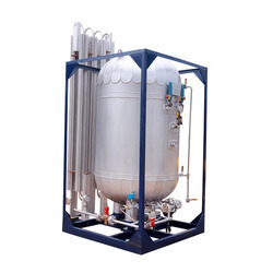 1 Kl(1000kg) Co2 Storage Tank - Small