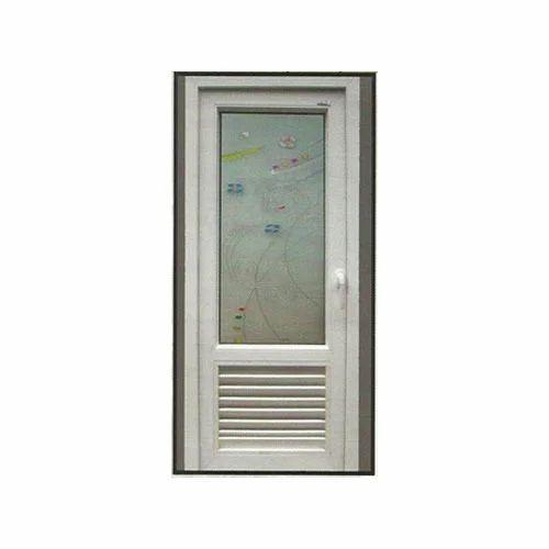 Aluminum Bathroom Door At Rs 4000 Unit Aluminum Bathroom Door Id 11678828288