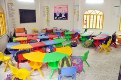 School Interior Designing Servives