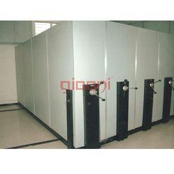 Mobile File Shelving System