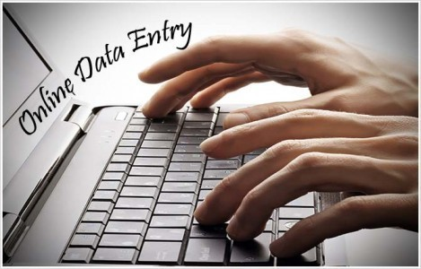 Offline data entry projects from home