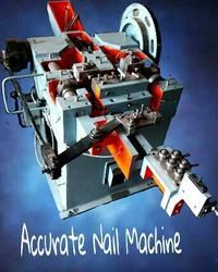An-3 Wire Nail Making Machine