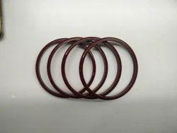 Thin Plain Plastic Bangles