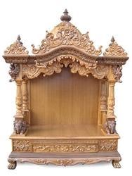 Wooden Temples in Jaipur, Rajasthan   Manufacturers, Suppliers ...