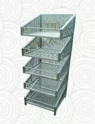 SS Rack Shelf