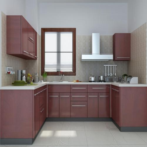 U Shaped Modular Kitchen Designs Catalogue
