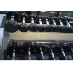 Solid Steel Dumbbell