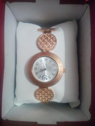 Roze Gold Watch
