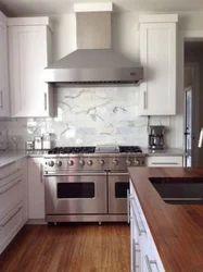 Kitchen Marble Decoration