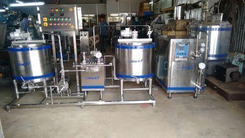 Natural Ice Cream Mini Plant Capacity 100 Ltrs Rs