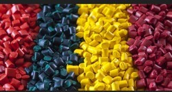 Pc Abs Black Granules, For Plastic Industry, Packaging Size: Standard