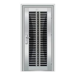 Stainless Steel Main Door
