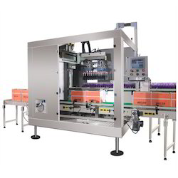 Automatic Case Packer Machine