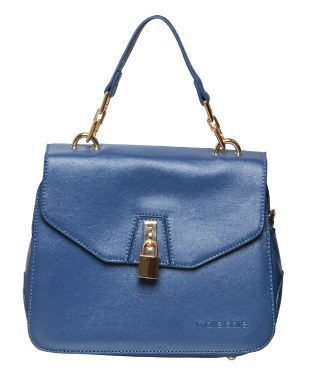 Marie Claire Blue Handbag For Women