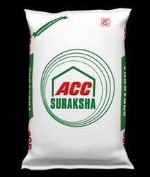 Ppc ACC Suraksha Cement, 50 Kg
