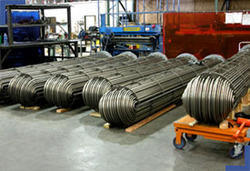Stainless Steel 316TI Heat Exchanger Tubes
