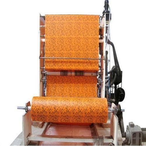 Non Woven Flexo Printing Machine, Capacity: 80-100 meter per minute