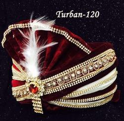 Zakan Groom Wedding Turban