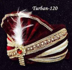 Zakan Groom Wedding Turban