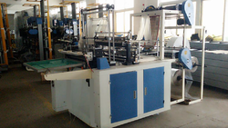 Plastic Carry Bag Making Machine