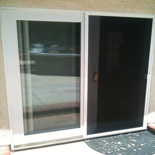 Upvc Sliding Fly Screen Door Rs 385 Square Feet Mega