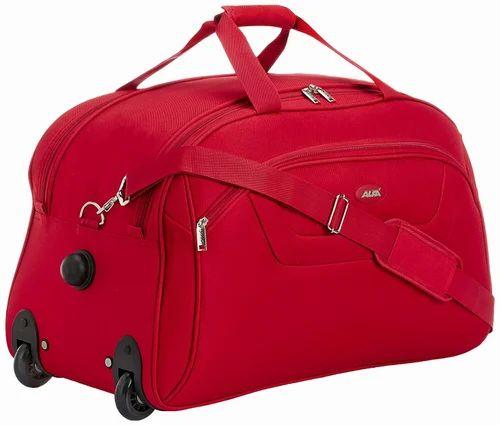 Aristocrat Vip Alfa Duffle Trolley Bags 436b53b5aa333